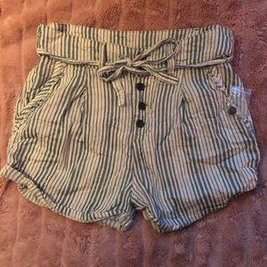 NWT Free People summer shorts sz 12